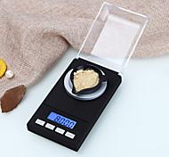 economico -0.005g-50g precisione digitale bilancia da laboratorio medico bilanciamento del display lcd portatile bilancia portatile gram scala di peso