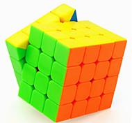 abordables -Ensemble de cubes de vitesse 14 pcs Cube magique Cube QI 2*2*2 3*3*3 4*4*4 Cubes Magiques Casse-tête Cube Jouets de bureau Rotation 360 ° Adulte Élémentaire Jouet Cadeau