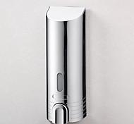 abordables -Distributeur de Savon Nouveau design / Frais contemporain ABS 1 pc Montage mural