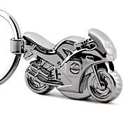 economico -Anello portachiavi Anello portachiavi Moto Metallico Per adulto Da ragazzo Da ragazza Giocattoli Regalo