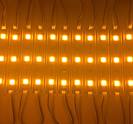 abordables -3M Guirlandes Lumineuses 60 LED SMD2835 6pcs Blanc Rouge Bleu Imperméable 12 V / IP65
