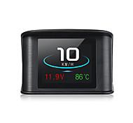 economico -2.4 pollice LED Head Up Display Indicatore LED per Auto Misura la velocità di guida