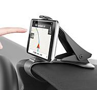 economico -Supporto per cellulare Auto Xiaomi MI Samsung Apple HUAWEI Griglia di uscita dell'aria Da cruscotto Rotazione a 360° Tipo di fibbia Creativo Nuovo design Console centrale del veicolo ABS Appendini