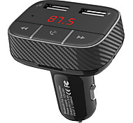 economico -AD960 Bluetooth 5.0 Kit per auto Bluetooth Vivavoce per auto Bluetooth / Radio / MP3 Auto