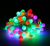 economico -LOENDE 2m Fili luminosi 20 LED LED Dip Bianco caldo Colori primari Bianco Decorazione di nozze di Natale Batterie alimentate