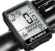 economico -INBIKE IC321 Computerino da bici Ompermeabile Cronometro Senza fili Bici da strada Mountain bike Bicicletta a scatto fisso Ciclismo