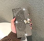 economico -telefono Custodia Per Samsung Galaxy Integrale Porta carte di credito J7 (2018) J6 J6 Altro J4 J4 (2018) J4 Altro J2 Prime Galaxy J4 Plus (2018) Galaxy J6 Plus (2018) A portafoglio Porta-carte di