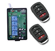 economico -Switch intelligente ak-04-220 + ak-1304a per soggiorno / cortile / creativo giornaliero / facile da installare / wireless uso 110-150 v / 220 v / 220-240 v remoto
