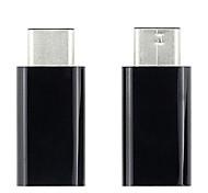 economico -USB C Adattatore OTG PVC Per Xiaomi MI Samsung Huawei Appendini per cellulare