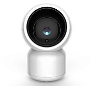 economico -C-308ZD-2MP 2 mp Videocamera IP Al Coperto Supporto 128 GB / PTZ / CMOS / Android / Sensore di movimento / Dual stream