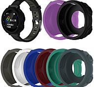 economico -custodia protettiva in silicone per garmin forerunner 235 / forerunner 735 smart watch