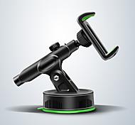 economico -supporto del telefono pigro del silicone del parabrezza di aspirazione del silicone pieghevole registrabile del telefono del veicolo 360