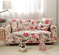 economico -fodera per divano fodera elasticizzata proteggi mobili tessuto super morbido con stampa floreale adatto per poltrona/divano a due posti/tre posti/quattro posti/divano a forma di l