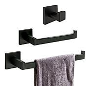 economico -Set di accessori per il bagno Nuovo design / Creativo Moderno / Antico Metallo 3 pezzi - Bagno Montaggio su parete