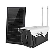abordables -1080p avec 3pcs 18650 batterie rechargeable 5w panneau solaire wifi caméra ip tosee plus app