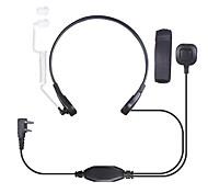 economico -Cuffia (auricolare + microfono) Walkie-talkie Accessori IP 1 W per BAOFENG