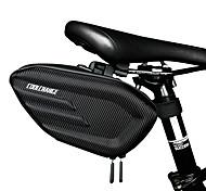 economico -CoolChange 0.8/2.5 L Borsa posteriore laterale da bici Massima capacità Ompermeabile Logo riflettente Borsa da bici Nylon 600D Ripstop PU Marsupio da bici Borsa da bici Ciclismo Mountain bike