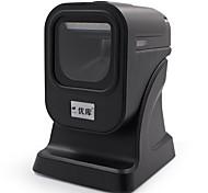 economico -YKSCAN MP6200 Scanner di codici a barre Scanner USB 2.0 CMOS 1800 DPI