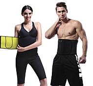 abordables -Body Shaper Serre-taille Ceinture de Sauna NÉOPRÈNE Extensible Sans zip Exercice de Sudation Amincissant Perte de poids Fat Tummy Brûleur Exercice & Fitness Entraînement de gym Faire des exercices