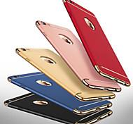 economico -telefono Custodia Per Apple Per retro iPhone XR iPhone XS iPhone XS Max iPhone X iPhone 8 Plus iPhone 8 iPhone 7 Plus iPhone 7 iPhone 6 Plus iPhone 6 Resistente agli urti Tinta unica Resistente PC