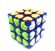 abordables -Ensemble de cubes de vitesse 1 pcs Cube magique Cube QI 3*3*3 Cubes Magiques Casse-tête Cube Jouets de bureau corps Transparent Etanche Adolescent Adulte Jouet Cadeau