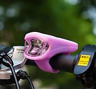 abordables -LED Eclairage de Velo Eclairage de Vélo Avant VTT Vélo tout terrain Vélo Cyclisme Imperméable Super brillant Sécurité Portable Batterie rechargeable USB 600 lm Batterie Li intégrée USB Blanc Camping