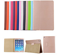 economico -telefono Custodia Per Apple Integrale iPad Air iPad 4/3/2 iPad (2018) iPad Pro 11 pollici iPad New Air (2019) iPad Pro 10.5 iPad Air 2 iPad (2017) Con supporto Con chiusura magnetica Tinta unita