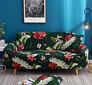 abordables -housse de canapé housse de canapé protecteur de meubles couleur unie housse de canapé extensible souple housse super extensible adaptée pour fauteuil / causeuse / trois places / quatre places /