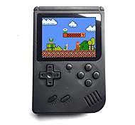 abordables -500 Games in 1 Consoles de Jeu Portative Console de jeu Mini poche portable portable Carte de jeu intégrée Thème classique Jeux vidéo rétro avec 3 pouce Écran Enfant Adulte 1 pcs Jouet Cadeau