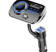 economico -YuanYuanBenBen Bluetooth 5.0 Kit per auto Bluetooth Vivavoce per auto Bluetooth / QC 3.0 / MP3 Auto