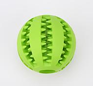 abordables -Balle Jouets de mastication Jouet interactif Jouet pour chien Jouet pour Chien 1 pc Caoutchouc Cadeau Jouet pour animaux de compagnie Jeu d'animaux