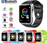economico -Per uomo Orologio sportivo Digitale Digitale Moderno Sportivo Di tendenza Bluetooth Inteligente Calendario / Silicone