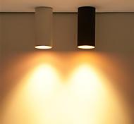 abordables -1pc 10 W 1000 lm 1 Perles LED LED Encastrées Blanc Chaud Blanc 85-265 V Commercial Maison / Bureau Entrée / Escaliers / RoHs / CE
