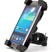 economico -Supporto per cellulare Sportivo Moto Ciclismo / bici Xiaomi MI Samsung Cellulare Apple HUAWEI Griglia di uscita dell'aria Porta telefono Rotazione a 360° ABS Plastica ABS Appendini per cellulare