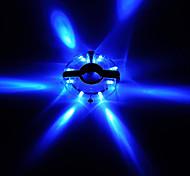 economico -Luci bici luci della rotella Luci per bici LED Ciclismo da montagna Bicicletta Ciclismo Impermeabile Modalità multiple Super luminoso Portatile Batteria a bottone Batterie Batteria Bianco Rosso Blu