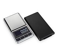 economico -0.05g-500g Alta definizione Portatile Spegnimento automatico Scala di gioielli digitale Mini Pocket Digital Scale Vita domestica Viaggio all'aperto