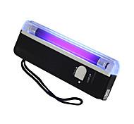 abordables -tenue uv uv lumière noire lampe de poche portable led lampe de poche mini lumière portable lumière de travail