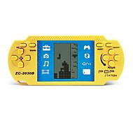 abordables -Consoles de Jeu Portative Console de jeu Mini poche portable portable Carte de jeu intégrée Thème classique Jeux vidéo rétro avec Écran Enfant Adulte Tous 1 pcs Jouet Cadeau