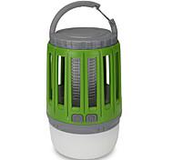economico -HS0002 Lampade anti-zanzara Anti-zanzare LED emettitori con batteria e cavo USB Portatile Antivento Duraturo Campeggio / Escursionismo / Speleologia Uso quotidiano Pesca Grigio Giallo Verde