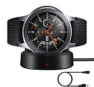 economico -Smartwatch Charger / Caricabatteria a base / Caricatore senza fili Caricabatteria USB USB con cavo 5 A DC 5V per Gear Sport / Gear S3 Frontier / Gear S3 Classic