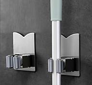 economico -Appendi-accappatoio Auto-adesivo Modern Acciaio inossidabile 2pcs - Bagno Montaggio su parete