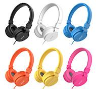 abordables -LITBest 778 Casque sur l'oreille Avec Fil Stéréo Avec contrôle du volume pour Sport Fitness