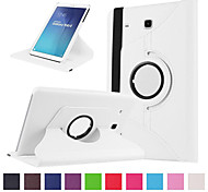 economico -telefono Custodia Per Samsung Galaxy Integrale Tab E 9.6 Porta-carte di credito Resistente agli urti Tinta unita Resistente pelle sintetica