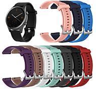 economico -Cinturino intelligente per TicWatch 1 pcs Cinturino sportivo Silicone Sostituzione Custodia con cinturino a strappo per TicWatch C2 Ticwatch 2 Ticwatch E
