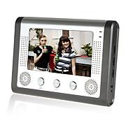 economico -cablato 7 pollici vivavoce 800 * 480 pixel videocitofono unità interna 1 monitor