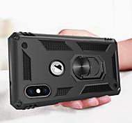 abordables -étui souple antichoc d'armure de luxe sur l'iphone xs max iphone xs iphone x iphone 8 plus iphone 8 iphone 7 plus iphone 7 iphone 6 plus iphone 6 plus