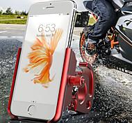 abordables -Monture de Téléphone Pour Vélo Ajustable Antidérapant Universel pour Vélo de Route Vélo tout terrain / VTT Moto Aluminum Alloy CNC T6063 iPhone X iPhone XS iPhone XR Cyclisme Noir Dorée Argent