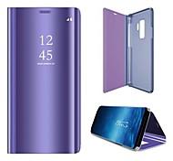 economico -telefono Custodia Per Samsung Galaxy Integrale S9 Resistente agli urti Tinta unica Resistente PC