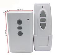 abordables -Interrupteur intelligent AK-CL02+AK-1000-3C pour Quotidien / Salon / Outdoor Télécommandé / Créatif / Facile à Installer Télécommande Sans Fil 220 V