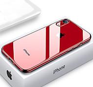 economico -telefono Custodia Per Apple Per retro Silicone Custodia in silicone iPhone 12 Pro Max 11 SE 2020 X XR XS Max 8 7 6 Resistente agli urti Placcato Ultra sottile Transparente Morbido TPU Silicone